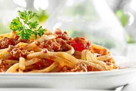 Cafe 85 Darlington - Two Course Italian Meal - Save 53%