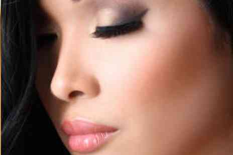 Deco Hair and Make Up - Make Over Session Including False Eyelashes - Save 57%