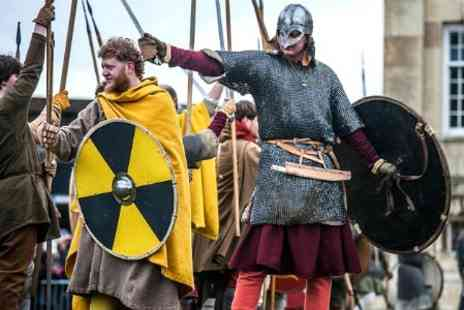 Travel Style Tours - Viking Festival Day Trip With Lunch For One - Save 50%