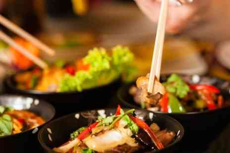 IThai - Six Course Thai Tasting Menu For Two - Save 68%