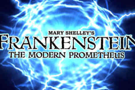 The Lion & Unicorn Theatre - Ticket to Mary Shelleys Frankenstein The Modern Prometheus - Save 38%