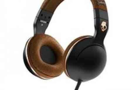 consumerelectricals - Skull Candy Hesh 2.0 Over Ear Headphones with Mic - Save 54%