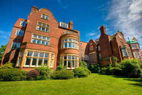 The Burlington Hotel - Two night break for 2 including breakfast - Save 44%