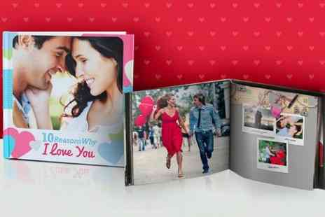 Photobook - Personalised Photobook With Hardcover - Save 78%