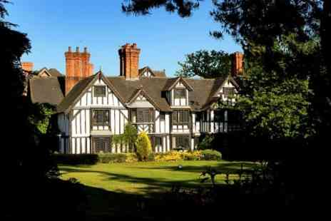 Nailcote Hall Hotel - One Night For Two With Breakfast - Save 51%