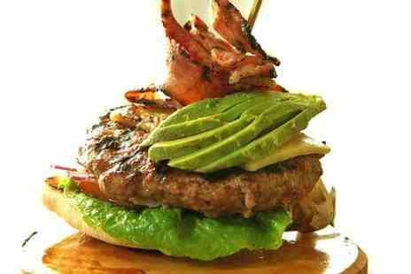 Beluga - Gourmet Burger For one - Save 53%