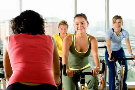 Energie Fitness for Women - Five Fitness Class Passes with Gym Access - Save 80%
