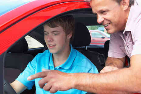 Solihull Driving School - 90 Minute Teen Driving Experience - Save 59%
