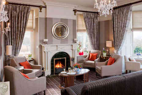 Hillthwaite House Hotel - One Night Stay with Foodie Treats and English Afternoons in the Lake District - Save 59%