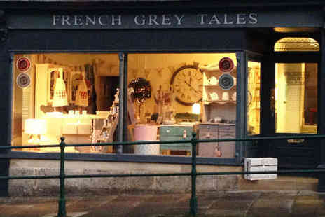 French Grey Tales - Hour Long Furniture Makeover Class for One - Save 58%