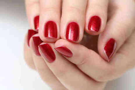 Miracles Beauty Lounge - Shellac Manicure or Harmony Gel File and Polish - Save 50%