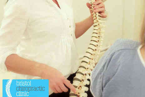 Bristol Chiropractic Clinic - Initial Chiropractic Assessment and Two Follow Up Treatments - Save 66%