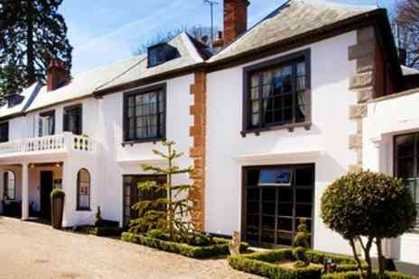 Satis House - Overnight stay for two with 3 Course Dinner & Bubbly in Country House - Save 59%