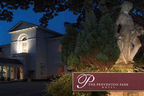 The Penventon Park -  One night break in Cornwall including breakfast - Save 50%