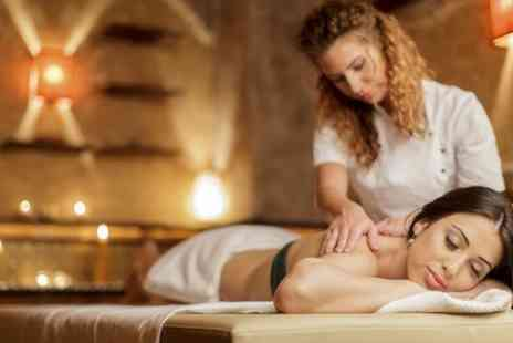 Diamond Hair & Beauty - Full Body Massage and Luxury Facial - Save 50%