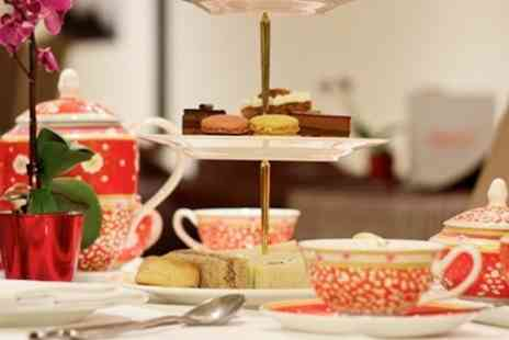 Thistle Marble Arch - Afternoon Tea For Two with Mulled Wine - Save 54%