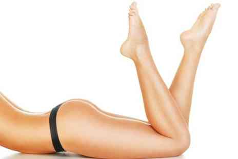 The Laser Clinic - IPL Hair Removal  Six Sessions on Choice of Area - Save 50%
