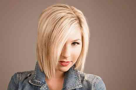 Barbican Hair and Beauty - Half Head Highlights With Cut and Blow Dry - Save 57%