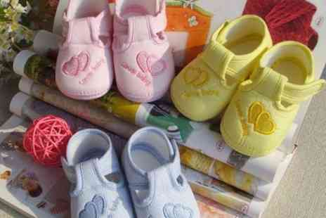 Londeal UK - Baby Girls Beautiful Pre Walker Shoes - Save 62%