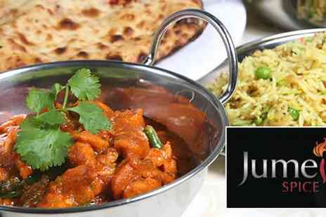 Jumerirah Spice - Premier Indian Dining Experience - Save 50%