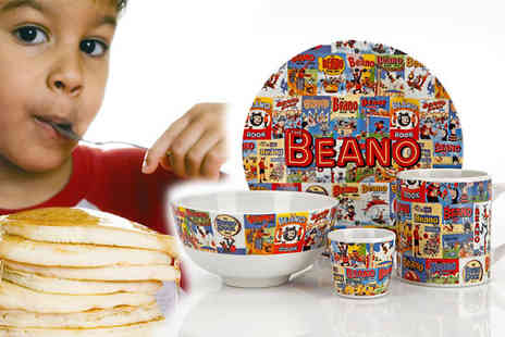 Irof Designs - Beano 4 piece breakfast set with breakfast table - Save 61%