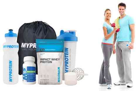 The Hut Group - MyProtein Essentials Bundle - Save 31%