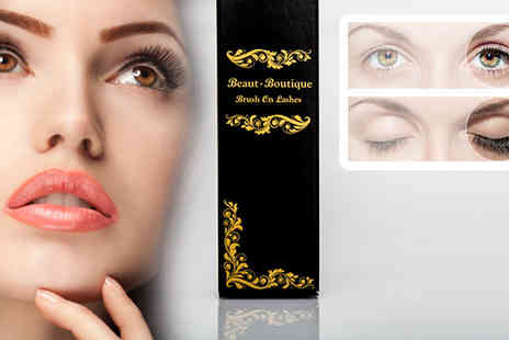 Beaut Boutique - Thicker,fuller and longer looking lashes - Save 50%