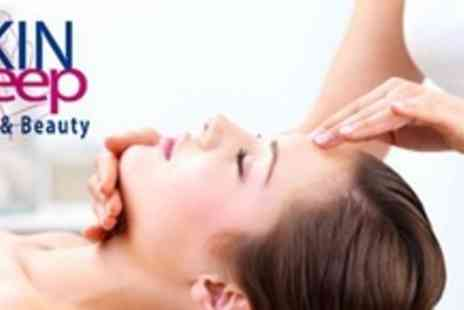 Skindeep Laser and Beauty - Choice of Massage and Choice of Facial - Save 71%