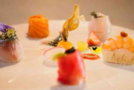 Sushi des Artistes - Three Course Lunch - Save 55%