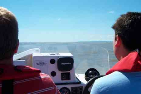 Compass Sea School - Introduction to Powerboating Course - Save 55%