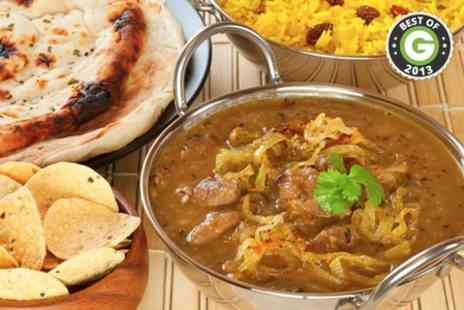 Viva Goa - Two Course Indian Meal - Save 65%