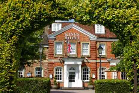 Kings Hotel -  2 Nights For Two With Breakfast and Dinner at Buckinghamshire - Save 61%