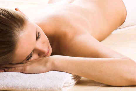 Fontage - Hour Long Full Body Massage Haircut Treatment - Save 57%