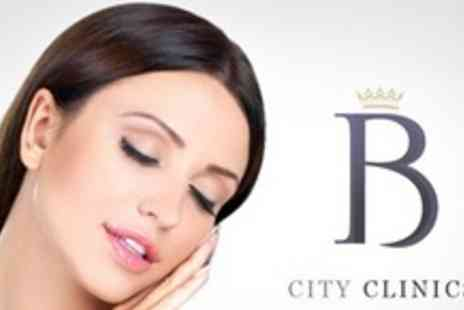 B City Clinics - Choice of Facial Injection Treatments - Save 67%