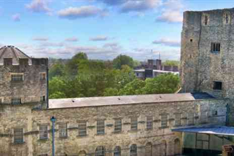 Oxford Castle Unlocked - Entry for 2 to Historic Prison with Guidebook - Save 63%