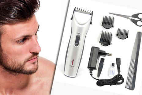 Spa Shopping -  Home trimmer and grooming set - Save 75%