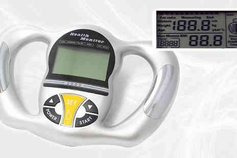 Outstanding Products - Handheld body fat monitor - Save 60%