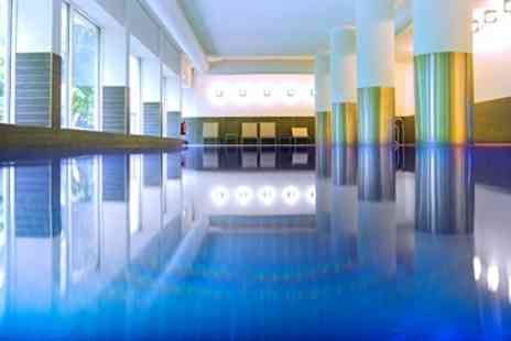 Park Plaza Cardiff - Spa Treat including First Class Lunch for 2 - Save 37%