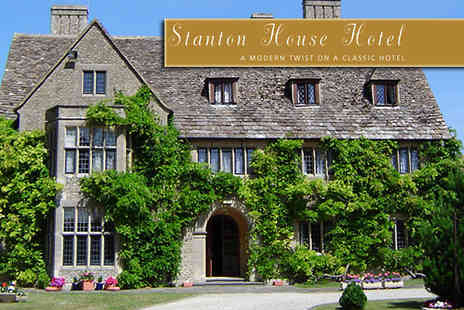 Stanton House Hotel - 2 night break including breakfast - Save 50%