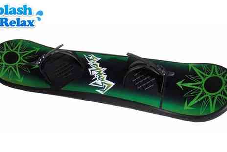 Bex Sport AB - A Choice of Snow Zone Foam Snowboard - Save 47%