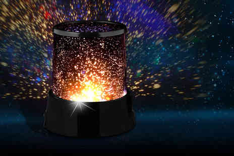 Juggernet.com - Starlight projector bring the universe into your living room - Save 67%