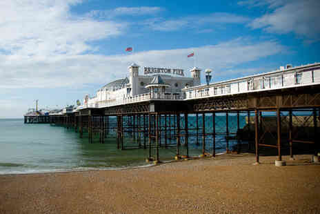 Hotel Umi Brighton - One night stay for 2 including breakfast - Save 63%