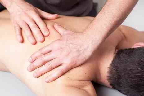 Welsh Clinic - Chiropractic Consultation, Treatment and Sports Massage - Save 50%