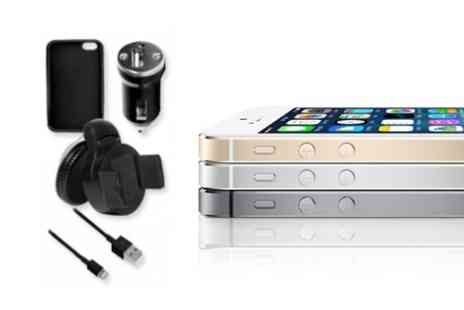 Mobiles.co.uk - IPhone 5S With Accessories - Save 47%