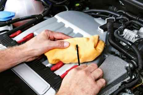 Go Services Center - Service With Oil and Filter Change - Save 51%
