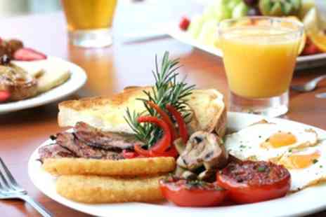 Cafe Bella Maria - Breakfast Voucher Towards Food and Drink  - Save 57%