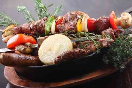 Da Mimmos - Italian Mixed Grill For Two  - Save 64%