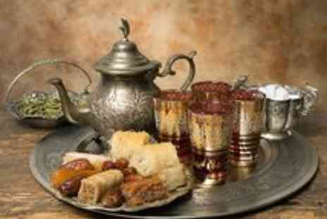 Maison Touareg - Moroccan Afternoon Tea for Two People - Save 51%
