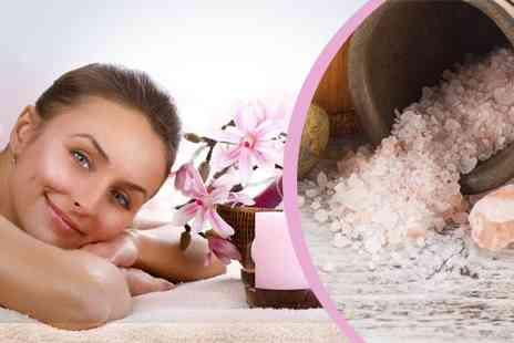 Vogue Laser and Beauty Lounge - Himalayan Body scrub and body wrap   - Save 82%