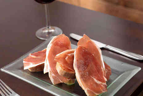 El Pirata Detapas - Michelin Rated Tapas Meal with Glass of Cava for Two - Save 32%